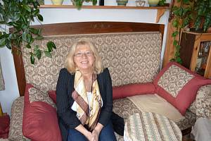 Spisovatelka Hana Marie Körnerová