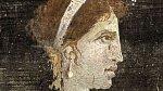 Posmrtná podobizna královny Kleopatry