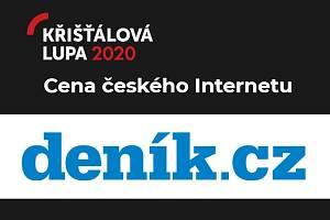 Libí se vám zpravodajský server Deník.cz? Hlasujte pro nás v anketě Křišťálová lupa 2020.