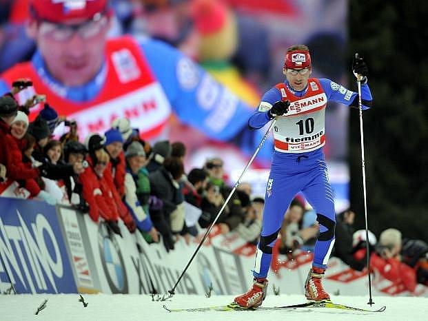 Lukáš Bauer na Tour de Ski opět potvrdil, že patří do světové špičky.
