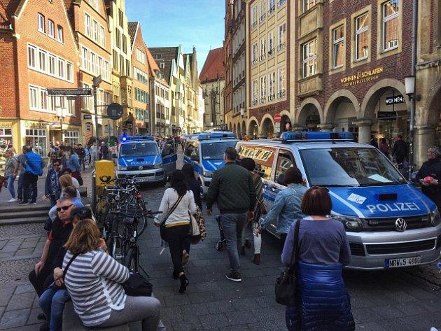 Neštěstí v Münsteru
