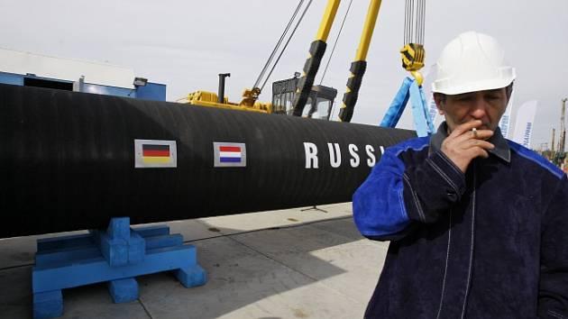 Rusko, stěžejní dodavatel zemního plynu pro Evropu