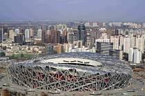 Peking investoval do výstavby olympijských stadionů obrovské částky, o lidských právech však nechce nic slyšet.
