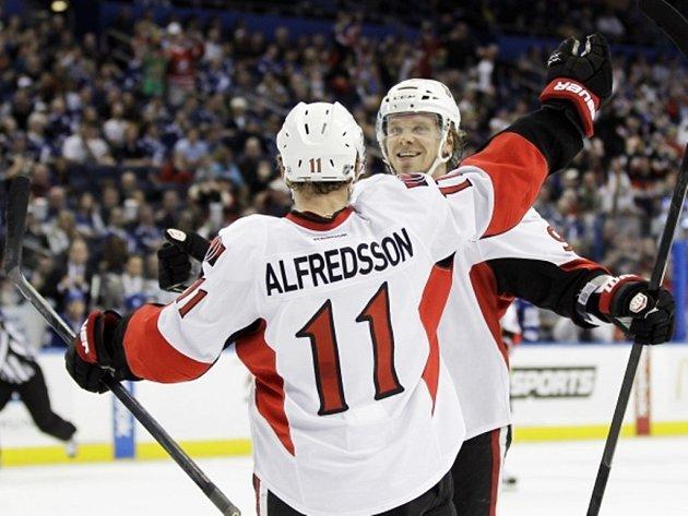 Daniel Alfredsson přestoupil z Ottawy do Detroitu.