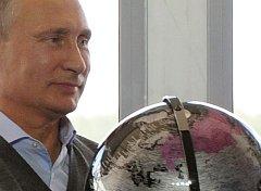 Vladimir Putin a nukleární hrozba
