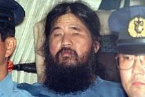 Sekta Óm šinrikjó. Lídr kultuŠókó Asahara