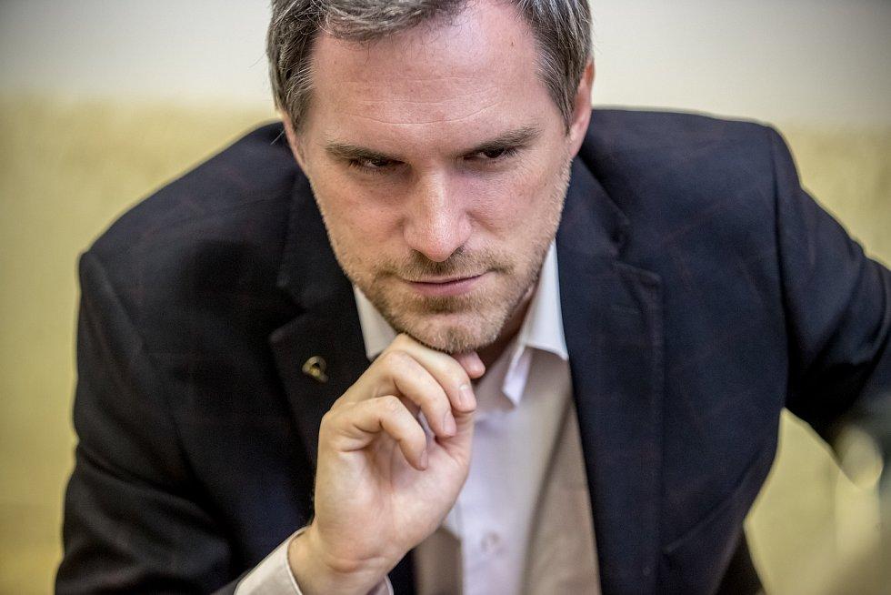 Zdeněk Hřib.