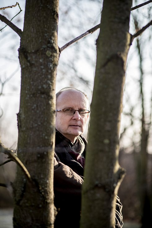 Předseda Českého svazu ochránců přírody Libor Ambrozek