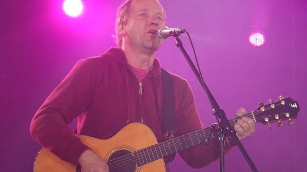 David Koller, frontman skupiny Lucie.