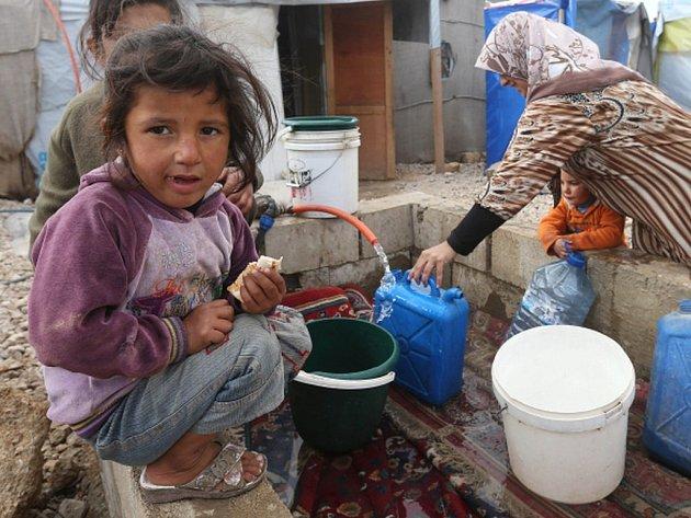 Za ostudné považují české humanitární organizace působící na Blízkém východě rozhodnutí vlády přijmout do Česka asi jen 70 uprchlíků ze Sýrie.