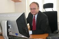 Tomáš Novotný, ředitel ROPu