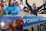 Videosouhrn Deníku – úterý 27. února 2018