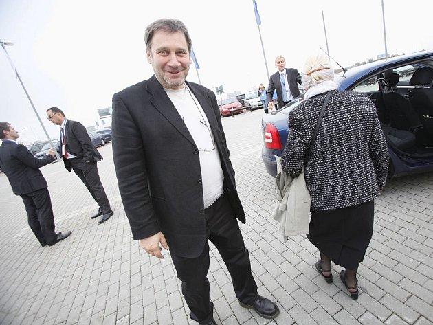 Nový ředitel pražského Divadla na Vinohradech Tomáš Töpfer nastupuje 1. září.