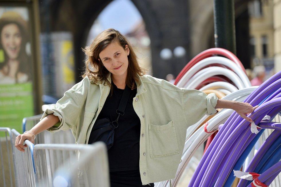 Tereza Dočkalová obdržela dvě Ceny Thálie - v roce 2011 a 2017.