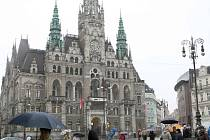 Liberecká radnice - ilustrační foto
