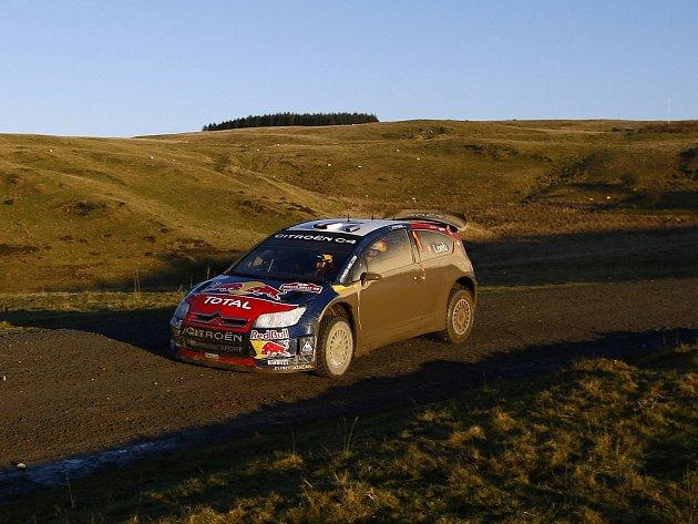Sébastien Loeb ukončil loňskou sezonu vítězstvím v Britské rallye. Jak si povede letos?