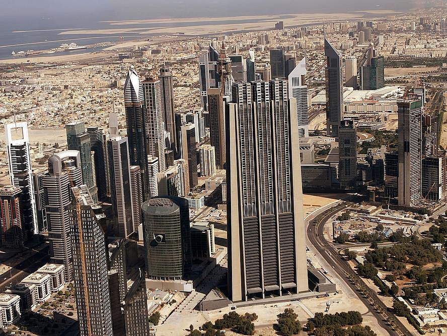 Nejlidnatější město Spojených arabských emirátů patří mezi nejmodernější metropole světa