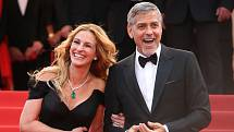 George Clooney, Julia Robertsová