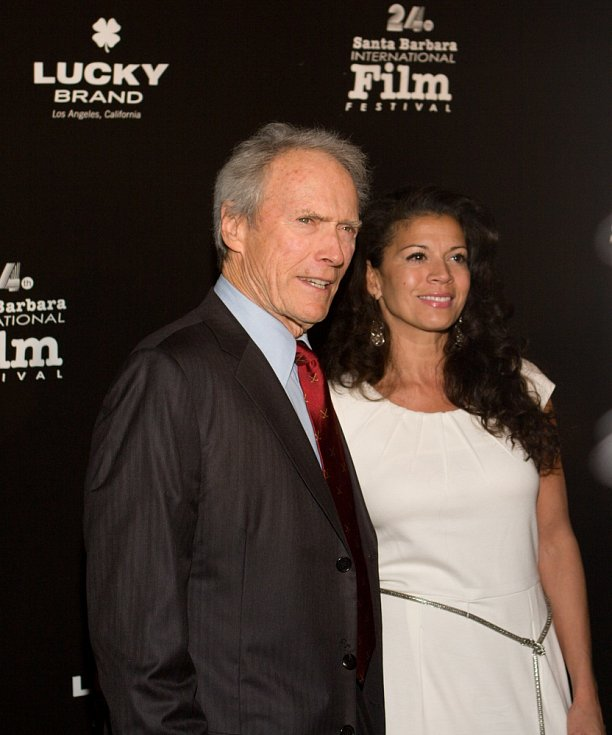 Herec a režisér Clint Eastwood