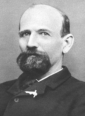 Joshua Slocum, první muž, který jako první sám obeplul svět