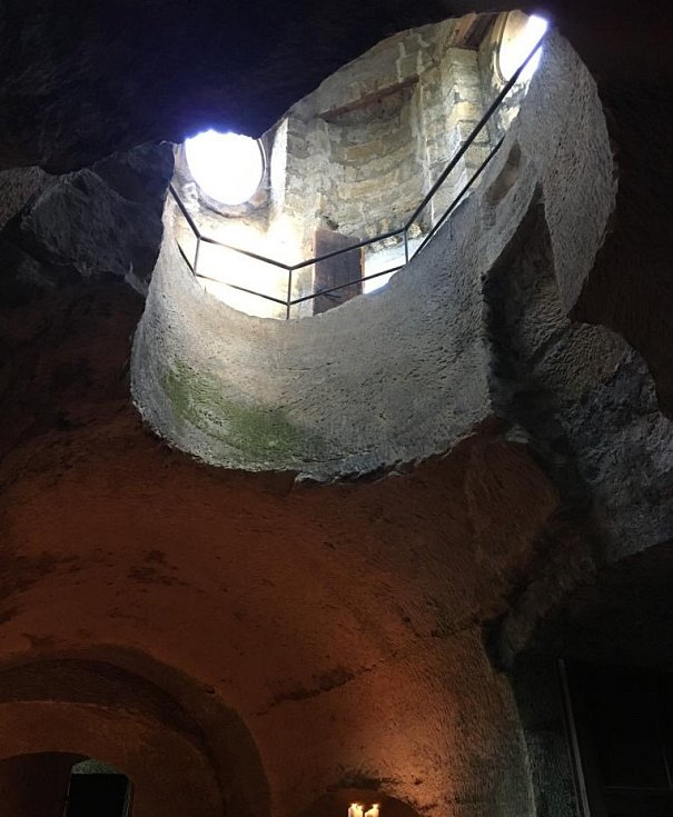 Kaple hradu Sloup