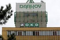 Sídlo těžební společnosti OKD v Karviné.