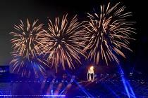 Oheň nad Pchjongčchangem hoří, zimní olympijské hry byly zahájeny.
