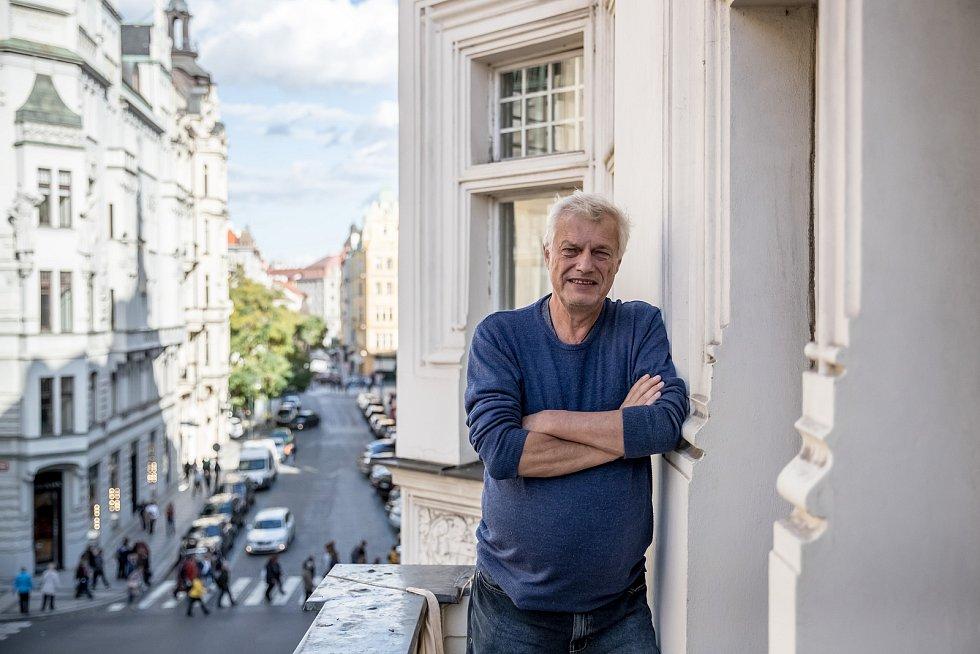 Nejznámější český neurochirurg Vladimír Beneš.
