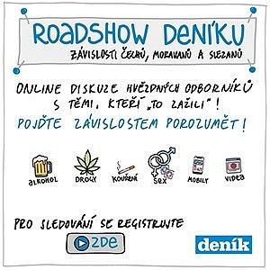 Roadshow Deníku.