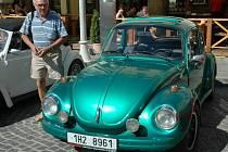 VW Brouk patří stále mezi velmi populární auta