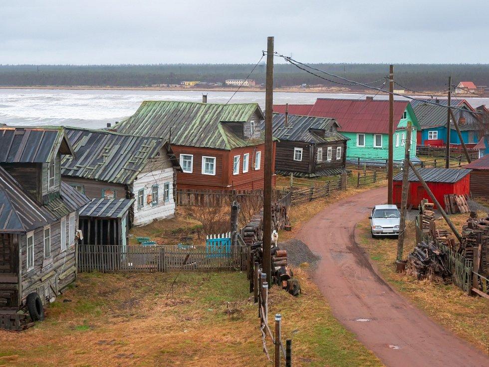 Pokud bydlíte v Rusku na vesnici, všechno je problém. I získat úmrtní list.