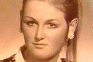 Drahomíra Šinoglová vroce 1970.
