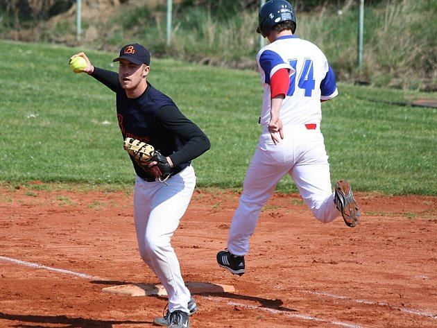 Softbal - ilustrační foto.