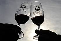Zítřejší svátek svatého Martina a zahájení prodeje Svatomartinských vín bude ale o něco slavnostnější než jindy. Jednak je to deset let od znovuobnovení tradice přípitků mladými víny.