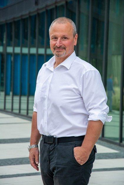 Martin Komárek.