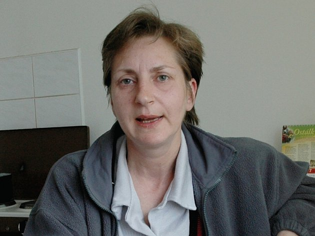 HLEDAJÍ POMOC. Hana Fárková a její syn Lukáš se možná z azylového domu na Severní Terase přestěhují do Neštěmic.