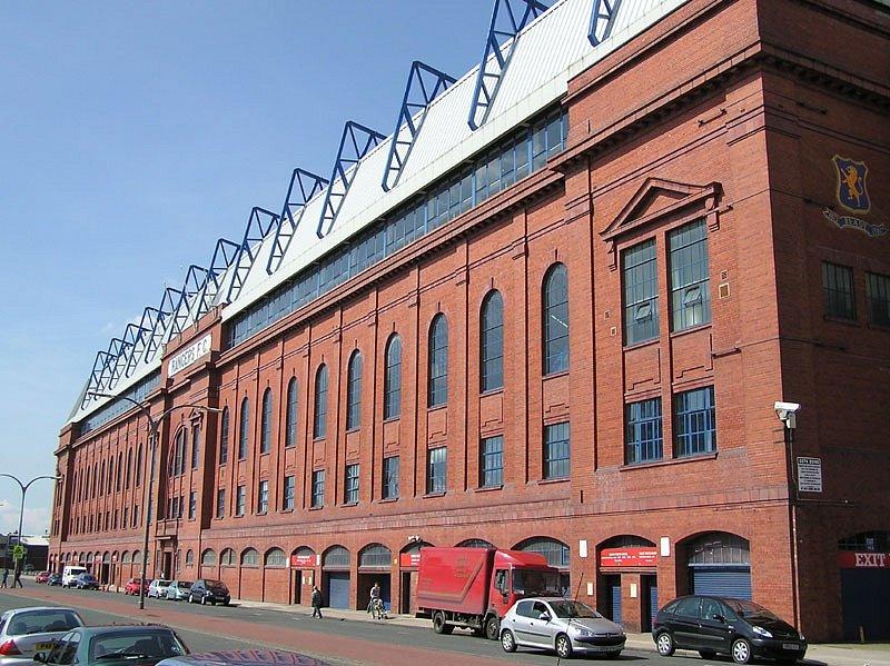 Stadion tvoří jednu z dominant města