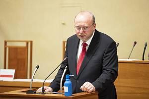 Nový předseda Úřadu pro ochranu osobních údajů Jiří Kaucký.