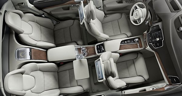 Volvo XC90 Excellence.