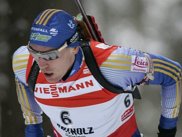 V sobotu pokračoval Světový pohár biatlonistů stíhacím závodem na 12,5 km v italské Anterselvě. Vítězem se stal Björn Ferry ze Švédska.