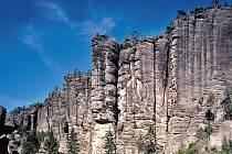 ADRŠPAŠSKÉ SKÁLYjsou spolu s Teplickými skálami největším skalním městem v Česku.