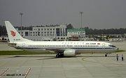 Boeing 737 společnosti Air China