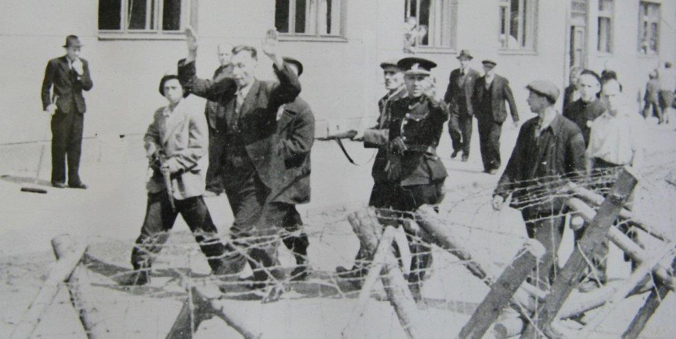 Pražské povstání, zatýkání kolaborantů