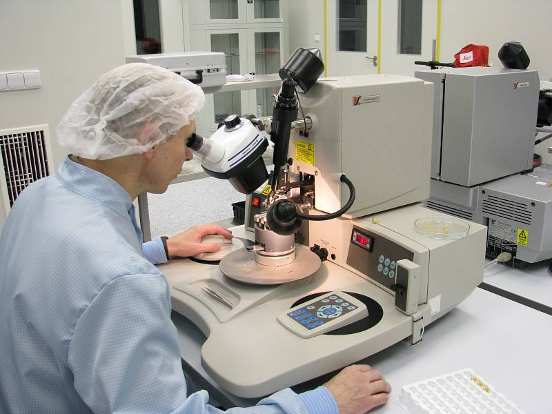 Společnost BD Sensors v Buchlovicích