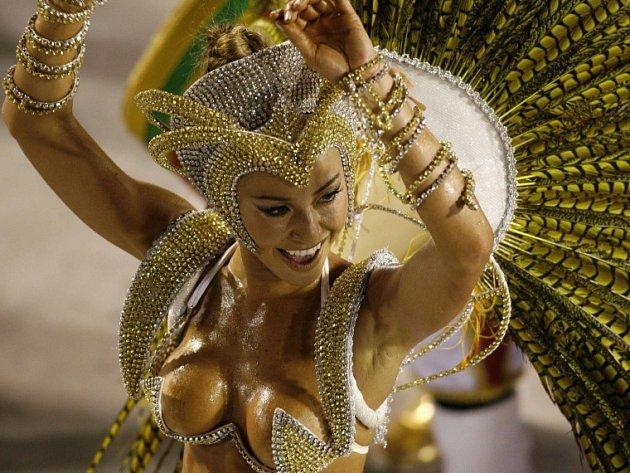 Rio v rytmu samby
