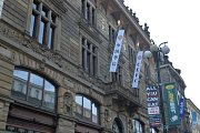 Pražské sídlo čínské CEFC v budově bývalé Živnostenské banky