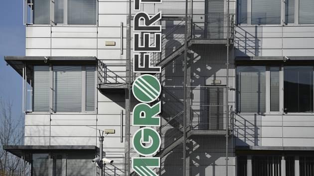 Sídlo společnosti Agrofert v Praze na snímku z 28. prosince 2018
