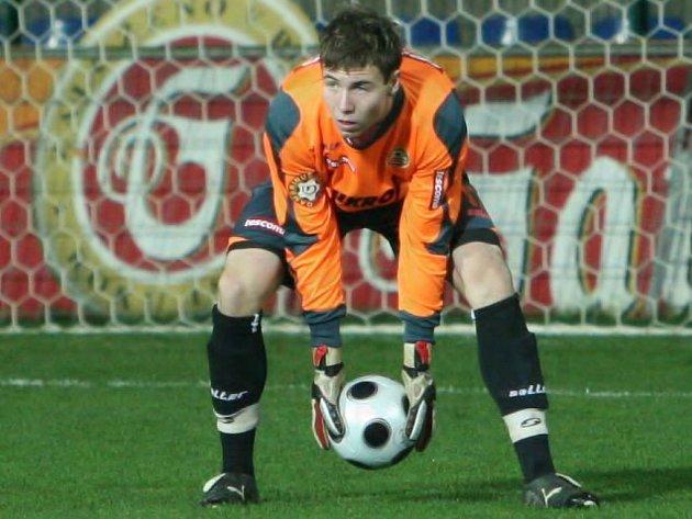 Sedmnáctiletý Stanislav Dostál se stal nejmladším brankářem, co kdy v lize chytal.