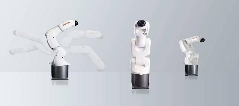 Robotické rameno.