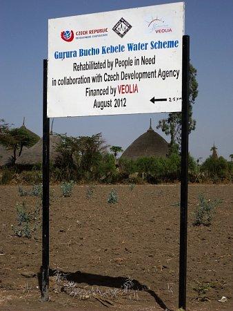 Veolia Voda pomáhá opravovat vodní zdroje vEtiopii